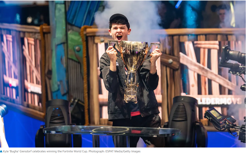 Fortnite World Cup: the $30m tournament shows esports' future is already here