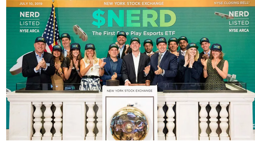 NERD plans to make it simple to invest in esports