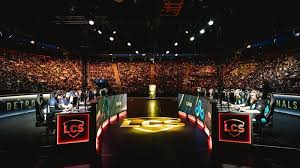 ESPORTS INDUSTRY BETS MILLIONS ON LEAGUE OF LEGENDS SUCCESS