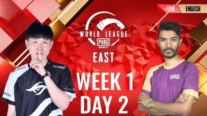 PMWL League Play Week One Day Two Results