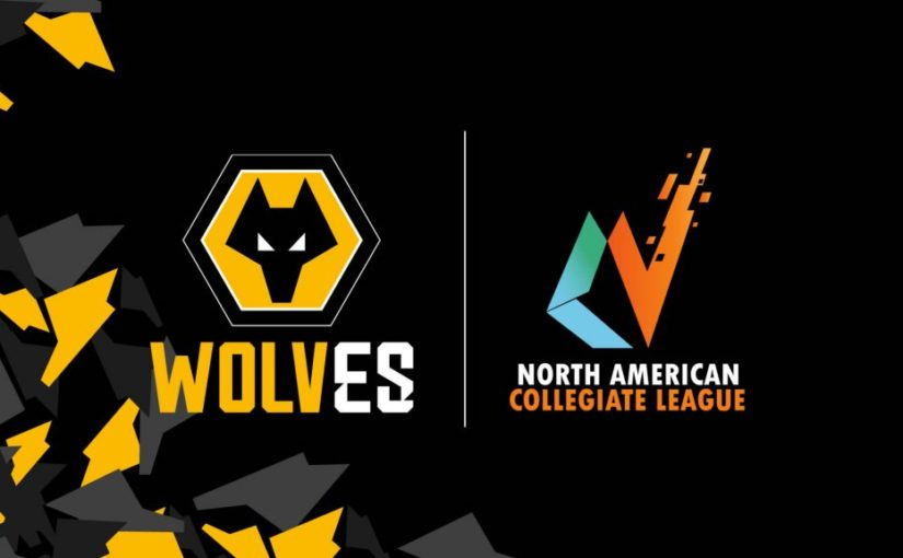 Wolves Esports unveils partnership with North American Collegiate League