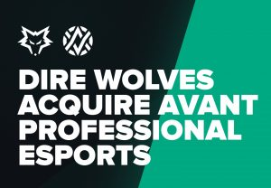 Dire Wolves acquires Avant Gaming, enters into CS:GO
