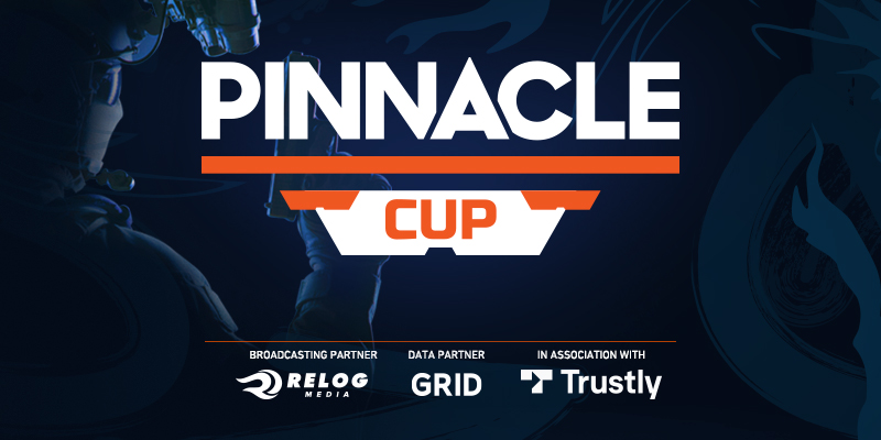Relog, Grid and Trustly announce $100,000 CSGO Tournament with Pinnacle