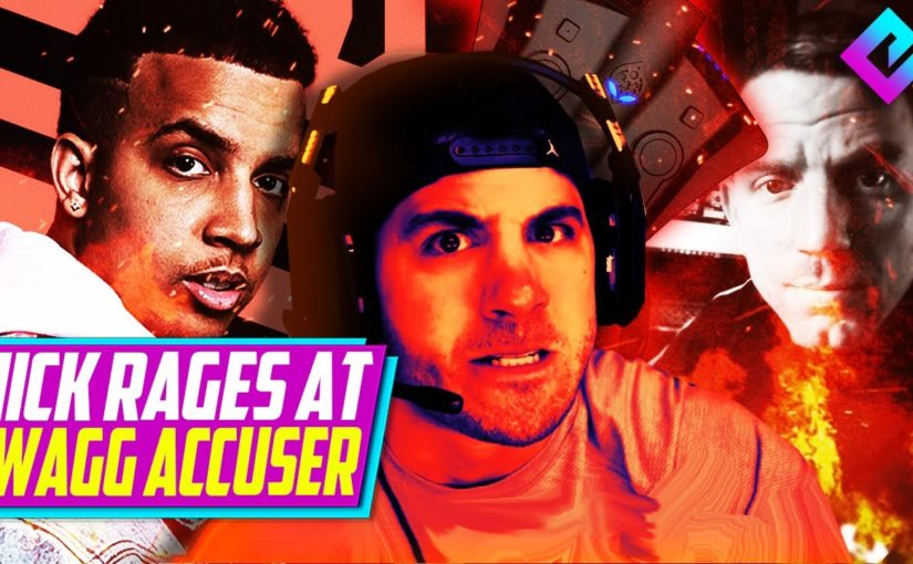 Nickmercs RAGES in Defense of Swagg Accusations