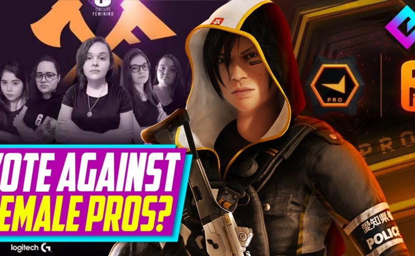 Keeping Female Pros Out, or Major Misunderstanding? (R6 FPL)
