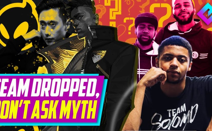 Myth Doesn't Know About Daequan and Hamlinz, Entire Valorant Roster DROPPED