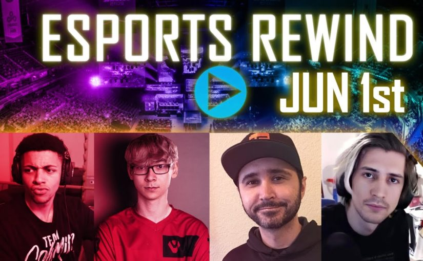 Warzone Hacker with Winnings, xQc Gamble, Summit1g Swat, Myth Calls Out | Esports Rewind #104