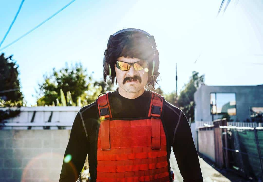 ZLaner NOT ALLOWED in Twitch Rivals After Dr Disrespect Cosplay