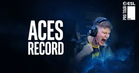 S1mple Breaks CSGO Record with THIS Ace